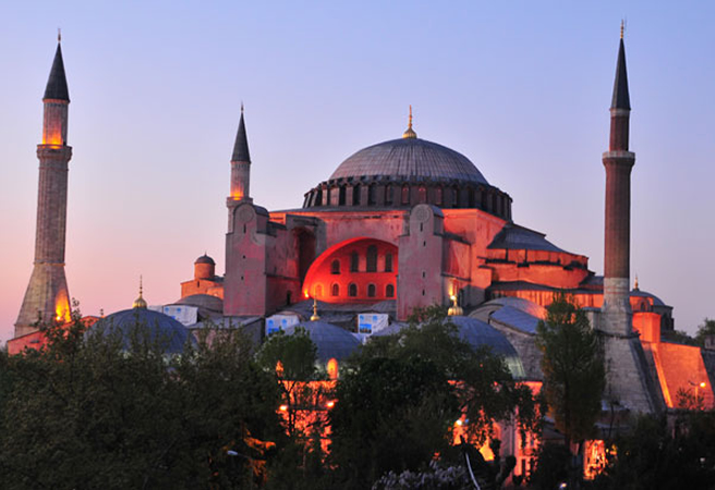 Istanbul Temple