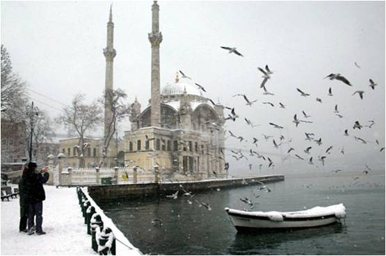 3 Days New Year Holiday In Istanbul Eco Turkey Travel
